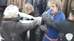 Какая сторона «двойственной натуры» Гогена Солнцева «сподвигла» его на драку с продавщицей отдела женского белья