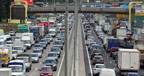 Обозначены наиболее медленные московские дороги