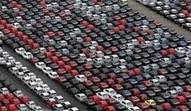В России понизились продажи авто