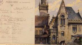 Акварель Гитлера выставлена на аукцион