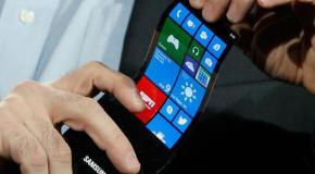 В 2015 году корпорация Samsung приступит к выпуску смартфонов с гибким дисплеем