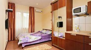 Комфортабельные столичные условия для приезжих от мини-отеля На Лукьяновке