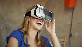 Шлем виртуальной реальности, разработанный в России