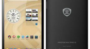 Prestigio представила доступный 8-дюймовый планшет MultiPad Wize 3008