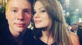 Никита Пресняков встречается с новой девушкой
