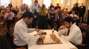 В шахматном фотофинише одержал победу Накамура