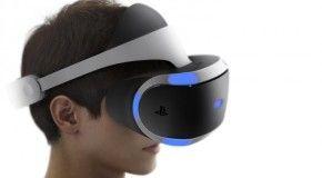 Sony представила новый билд Vr-гарнитуры — «Project Morpheus»