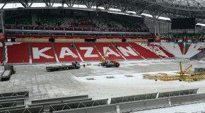 Чемпионат мира по водным видам спорта 2015 пройдет в Казани
