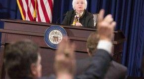 ФРС: в экономике США заметны улучшения