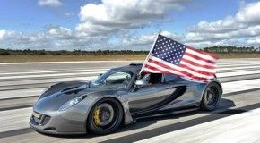 Американцы представили самый быстрый автомобиль в мире