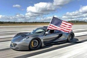 самый быстрый автомобиль