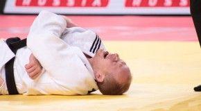 На мировом чемпионате по дзюдо соперник Ракова угодил в больницу