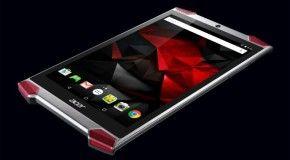 Acer выпустила модный игровой планшет Predator 8