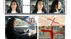 Авто научились предугадывает водительские маневры