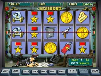 автоматы онлайн игровые без регистрации бесплатно резидент играть