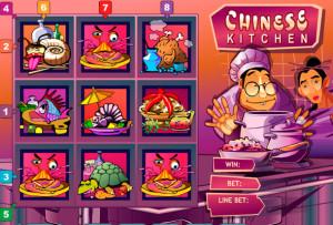 видеослоты Chinese kitchen