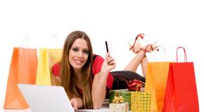 Женщины стали чаще покупать товары в интернете