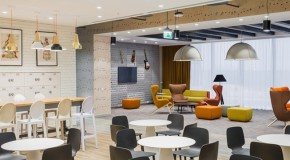 Россия на пяти этажах: как выглядит новый офис компании Microsoft