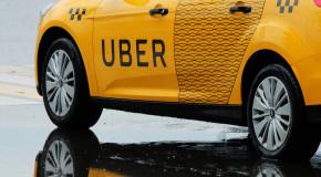 Подключение к такси к Uber