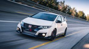 Очередной дебют образца Honda Civic класса R окажется в продаже на авторынках